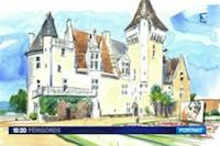 L'histoire de Joséphine Baker au Château des Milandes