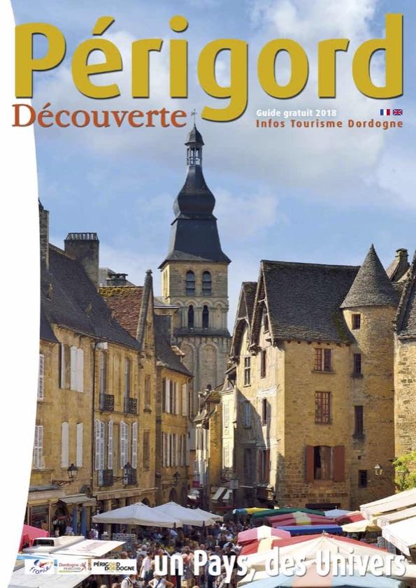 Edition 2016 du magazine Périgord Découverte