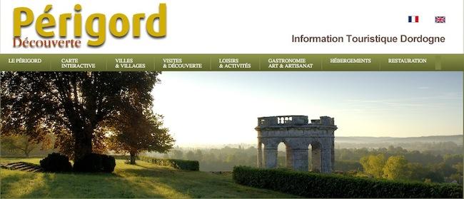 Le site d'information pratique pour préparer son séjour en Dordogne Périgord