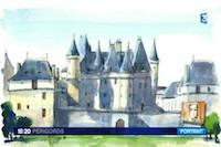 L'histoire de Louise de Hautefort au château de Jumilhac