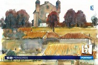 Série Les Illustres du Périgord , France 3 Périgords : Alain de Moneys, le crime d'Hautefaye