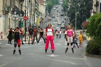 Roller Boulevard à Périgueux samedi 6 juillet 2013 à 20h