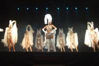 Spectacle de music hall avec la Cosmopolitan Company samedi 28 juillet à Meyrals pour le festival des épouvantails