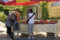 Marchés des producteurs de pays en Dordogne Périgord les lundis de l'été