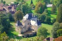 Parcours thématique 'Architecture et préhistoire' samedi et dimanche au Château de Campagne pour les journées du patrimoine