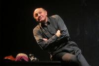 Ce corps qui parle par la Cie Théâtre du Mouvement/Yves Marc jeudi 2 août, auditorium du théâtre dans le festival Mimos 2012 © Gil Pressnitzer