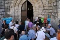 Concert d'accueil de l'Itinéraire samedi 27 juillet, église de Saint-Privat-des-Près à 9h45 avec Ton Koopman à l'orgue