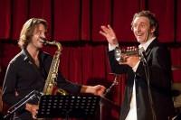 Le Pocket Orchestra de Laurent Mignard vendredi 26 juillet, église Saint-Front-de-Bruc à Grignols à 20h30 pour Boris Vian live in Jazz dans les Rencontres du Comté de Grignols
