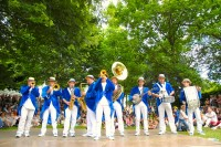 BiguïZi, la new fanfare jeudi 11 juillet à 21h dans le festival Les chemins de l'Imaginaire de Terrasson du 11 au 13 juillet