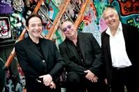 Fab Swing trio vendredi 9 août, place du village de Jaure à 20h30 pour Beatles in Jazz dans les Rencontres du Comté de Grignols