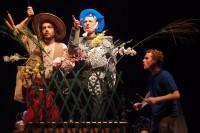 Don Quichotte le vendredi 26 juillet, Place de la Liberté de Sarlat à 21h30 pour le festival des Jeux du Théâtre - Crédit photos : Anamorphose