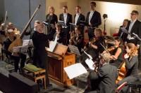 Amsterdam Baroque Orchestra and Choir dimanche 28 juillet, église de Saint-Astier à 17h avec au programme Du printemps au crépuscule pour le concert de clôture du fesival Itinéraire baroque