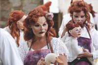 Suite du 31e Festival International du Mime de Périgueux vendredi 2 et samedi 3 août - Photo « Les Cultivateurs de Rêves » par la Cie Créature © Marc Mesplie