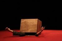 « L'autre » avec Claudio Stellato mardi 30 et mercredi 31 juillet, Le Palace à Périgueux à 18h – Festival Mimos 2013 - Photo Martin Firket