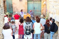 Théâtre amateur dans les ruelles