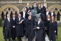 Ensemble vocal Oxford Voices sous la direction de Marc Shepherd jeudi 15 août, abbaye de Cadouin à 21h pour des musiques sacrées et hymmes à la vierge dans le festival Eté musical en Bergerac