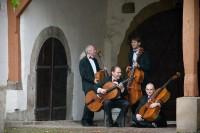Ensemble Rastrelli Cello Quartet lundi 12 août, abbaye de Cadouin à 21h dans le festival Eté musical en Bergerac