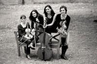 Le quatuor Zaide à Plazac