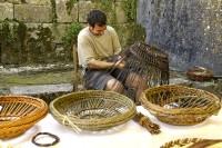 Foire aux paniers et à la vannerie samedi 20 et dimanche 21 juillet, village médiéval d'Issigeac