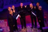 Groupe A Filetta pour des polyphonies religieuses et profanes corses le jeudi 25 juillet à 21h, église de Villeréal dans le Festival Eté musical en Bergerac