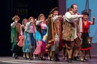 Opéra La Périchole par la FAVA lundi 12, mardi 13 et mercredi 14 août, théâtre de l'Odyssée à Périgueux (et le dimanche 11 août à Thiviers)