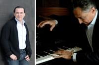 Le pianiste Michel Dalberto invite ses amis musiciens Stephan Genz et Christoph Genz mardi 20 août, église de Saint-Léon-sur Vézère à 21h dans le Festival du Périgord noir