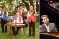 « Influences et ambiances Tzigane » avec Ferenc Vizi & l'ensemble Cifra mercredi 7 août - jardins du manoir d'Eyrignac de Salignac à 21h dans le Festival du Périgord noir