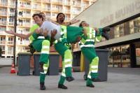 « Hop ! » par la cie Fracasse de 12 mardi 30 juillet au jeudi 1 août dans les quartiers de Périgueux - Mimos 2013