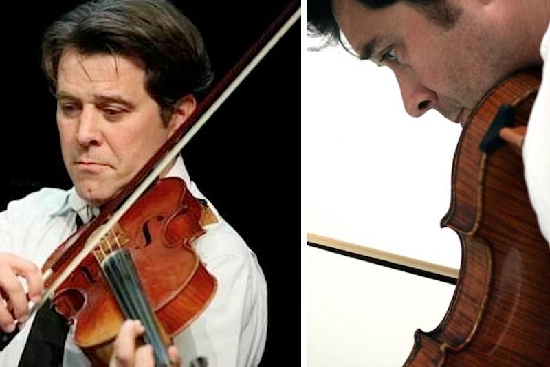 Duo Amaltéa avec François-Xavier Laguette, violon et Benoit Bouyer, Alto vendredi 2 août, église de Saint-Chamassy à 21h
