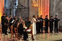 Corps & Âme avec l'ensemble IL Ballo mercredi 28 août, abbatiale de Chancelade à 21h pour le festival Sinfonia