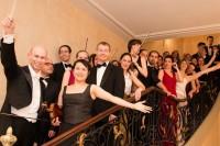 De la joie intime aux fastueuses cérémonies de la cour d'Angleterre avec l'ensemble le Palais Royal  samedi 31 août, église de la Cité de Périgueux à 21h pour le festival Sinfonia