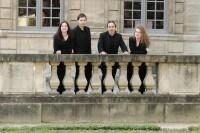 Au palais du cardinal Ottoboni avec l'ensemble La Ronde De Nuit mardi 27 août, château des Izard de Coulounieix-Chamiers à 15h pour le festival Sinfonia