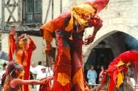 dimanche 11 août - Village médiévale d'Issigeac 13e Itinérance médiévale en vallée du Dropt