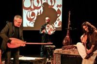 Ensemble La Ròsa Salvatja avec Maurice Moncozet, Fady Zakar et Ahmed Almansi dimanche 4 août - Eglise de Tayac aux Eyzies à 21h  dans le Festival Musique en Périgord