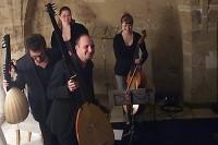 Musique espagnole et espagnolades à la cour de France avec l'ensemble La Chambre Bleue jeudi 29 août, espace François Mitterrand de Périgueux à 15h pour le Festival Sinfonia