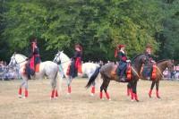 17e fête du cheval de Saint-Astier samedi 31 août et dimanche 1 septembre, plaine de la Serve
