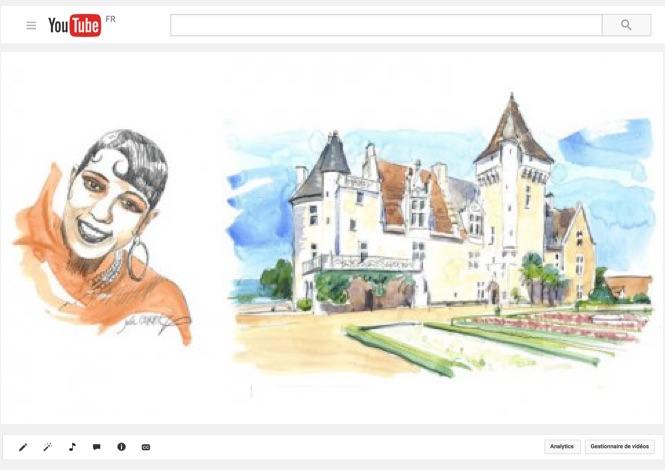 baker joséphine château