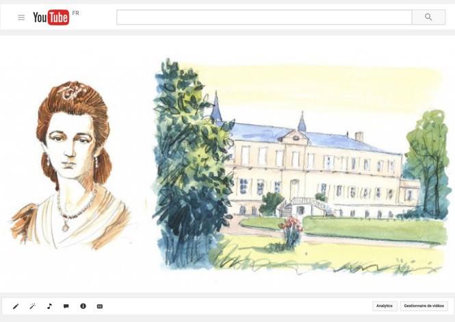 Mademoiselle Aïssé au Château de Mayac