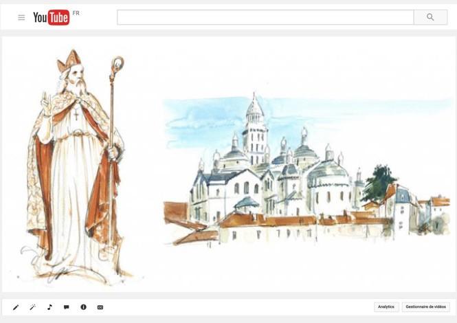 Saint Front et sa cathédrale de Périgueux