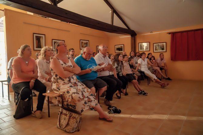 Présentation du film auprès des professionnels du tourisme @ W Lesourd