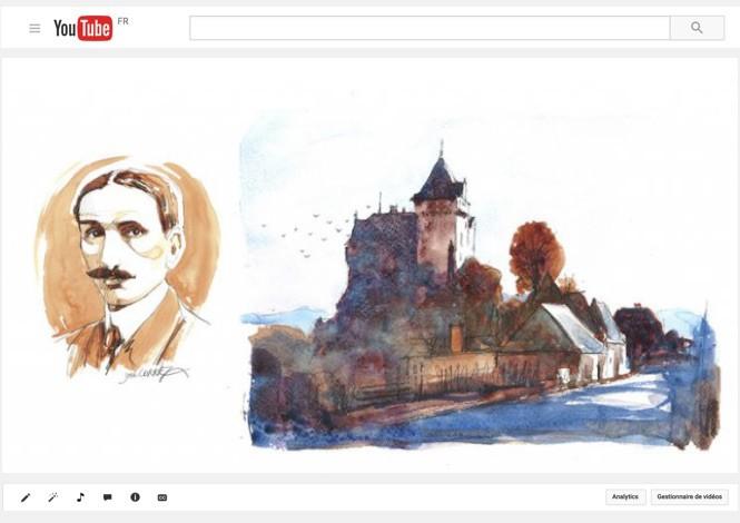 Jean Galmot à Montfort et dans son village de Monpazier