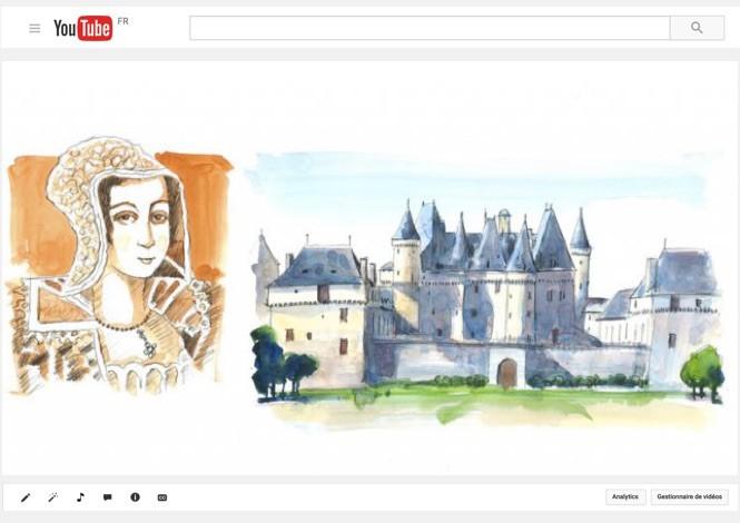 Louise de Hautefort enfermée dans le château de Jumilhac