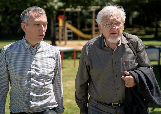 Dominique Genty (Paléoclimatologue) & Michel Lorblanchet (Préhistorien) @ William Lesourd