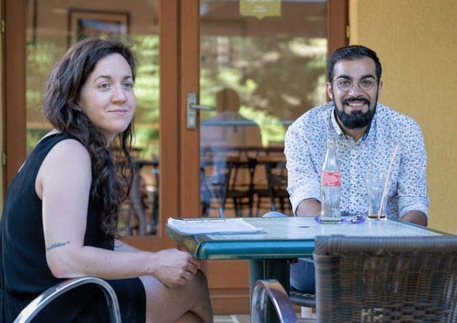 Collaborateurs d'Echappée Belle : Juliette Laferrere & Michaël Braz @ William Lesourd