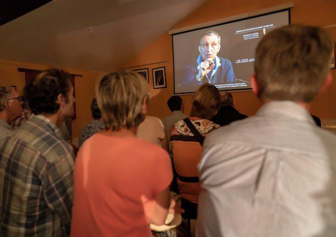 Présentation du film documentaire sur la grotte de Villars le 26 juin @ William Lesourd